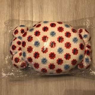 明治不二家糖果造型暖手枕 抱枕 午睡枕《全新》