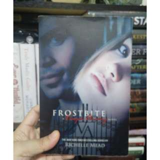 Shadow Kiss Frostbite - Richelle Mead PB Used (sold as set BARGAIN PRICE)