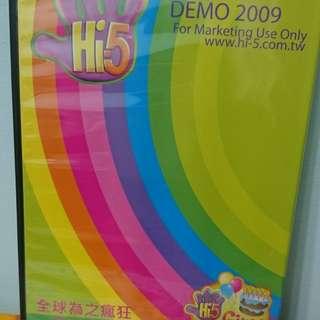 Hi5.   DVD