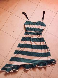 Summer dress fits to small-medium