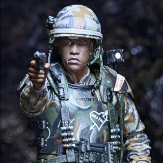 NECA Private Frost - Aliens Series 9 Action Figures