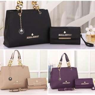 Handbag cw Wallet
