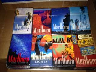 Marlboro Limited Edition Packs