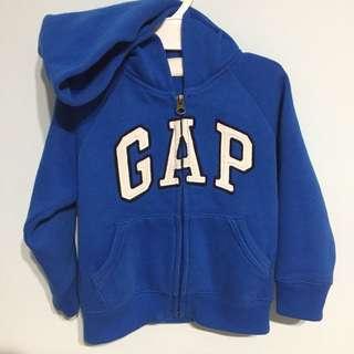 正品Gap內刷毛外套