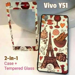 🌞 New! In 14 designs for Vivo Y51 👍