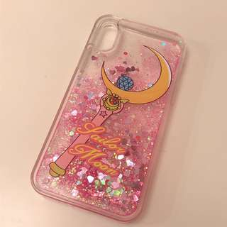IPhone X 美少女變身棒電話殼 phone case