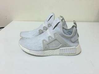 Adidas nmd xr1 pk 白