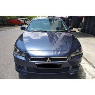 $350 WEEKLY Mitsubishi Lancer EX 1.5a GRAB/UBER/PERSONAL WELCOME