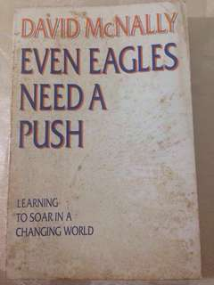 Even Eagles Need a Push - David McNally