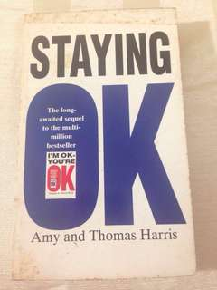 Staying OK - Amy & Thomas Harris