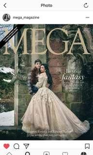 Limited Ed. MEGA Magazine (Hardbound)