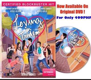 Loving in Tandem DVD (with extended scenes)
