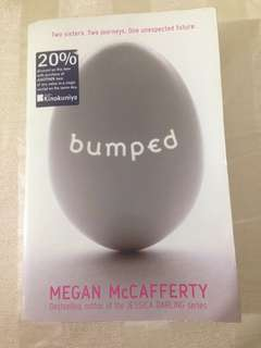 Bumped -Megan MacCafferty