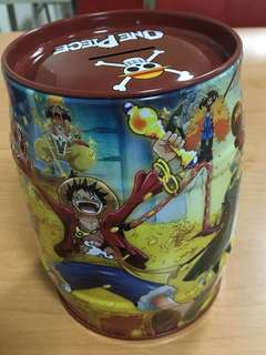 One Piece Coin Bank