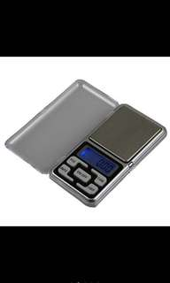 Pocket digital scale 0.01/200g