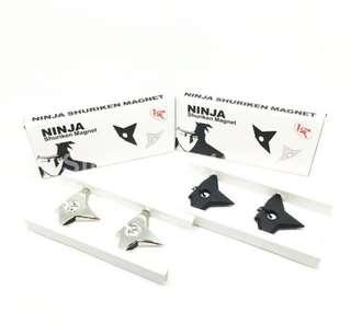 Ninja Pro Shuriken Magnet