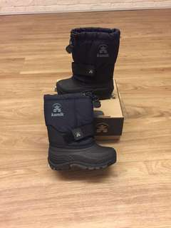 Kamik snow / winter boots