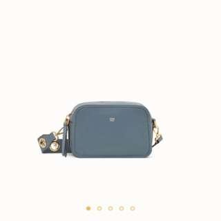 Fendi camera crossbody bag 藍色/ 黑色