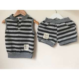 *NEW* Boys autumn outfit size 2