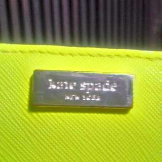 Pre-loved Authentic Kate Spade wallet