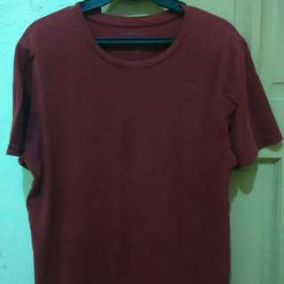 2 Forever21 Shirt (Red)