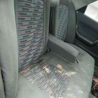 Seat for wira aeroback