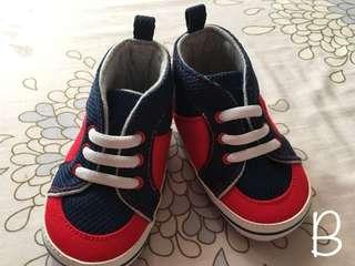 Hi-Cut Baby Shoes