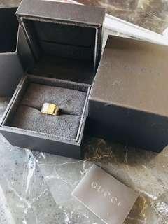 GUCCI ICON 18k ring