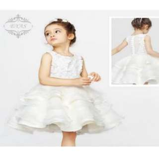 Brand new Eyas princess dress in white