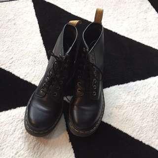Vegan Dr. Martens Boots