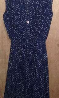 (REPRICED!!) Long back dress