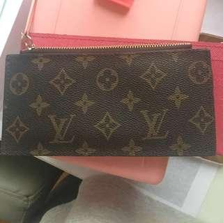 LV 長銀包 (一套兩件)wallet (set of 2)