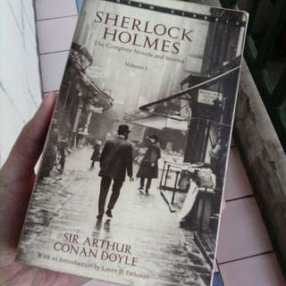Sherlock Holmes: The Complete Novels and Series Volume 1