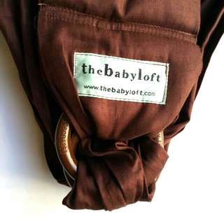 Padded Baby Ring Sling (Preloved) #baby30