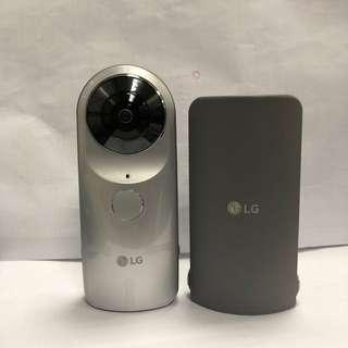 LG 360° 環景攝影機  全景相機