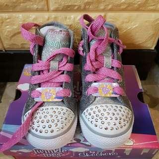 skechers童鞋發光 (15CM)
