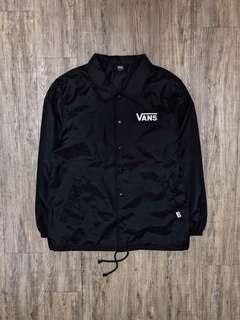 日本🇯🇵購入 Vans 基本Logo 教練外套 L