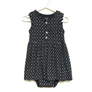 Carter's romper dress