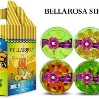 Paket Kue Lebaran Bellarosa Sirup