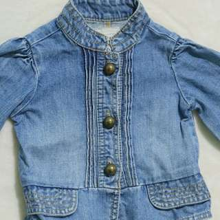 Old Navy Denim Jacket 2T