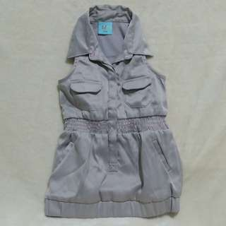 Twilo Gray Dress for 24 months