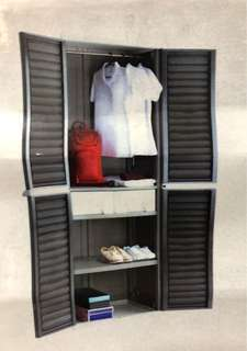 Wardrobe w/ drawers