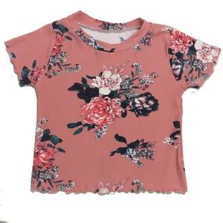 Old Rose Summer Top!