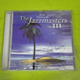 Paul Hardcastle- The Jazzmaster III