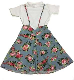 Summer Floral Dress!