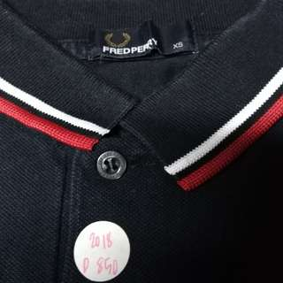 Authentic Fred Perry XS Shirt
