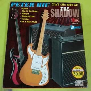 Peter Hiu- play the hits of The Shadow