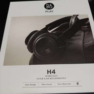 BEOPLAY H4 Black, 2nd Gen