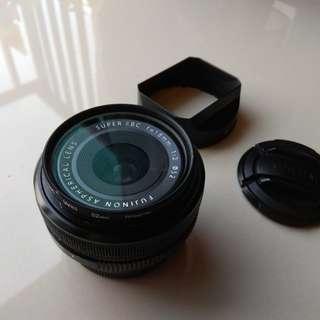 fujinon 18mm f2.0