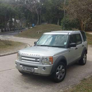 LAND ROVER DISCOVERY 3 V8 2005